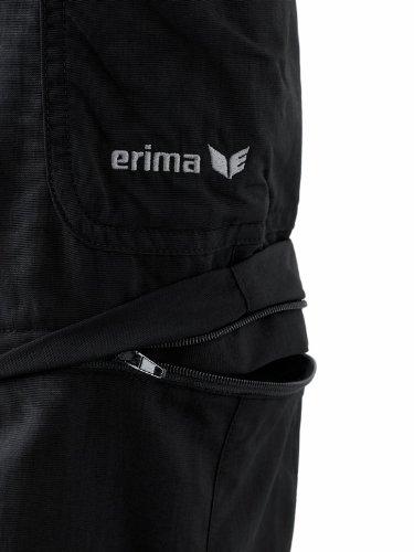 Mujer Negro Erima Pantalones schwarz Para wYTYaExRq