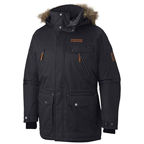 Mens Lightweight Hybrid Jacket - Columbia Snowfield Hybrid Mens Jacket - Medium/Black