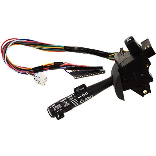 Evan-Fischer EVA16172046791 Turn Signal Switch for Pontiac Grand Prix (Pontiac Grand Prix Interior)