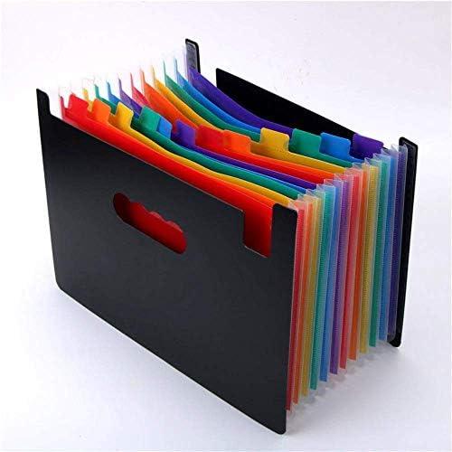 AGWa Desk File Organizer, Buchmagazinhalter Desk Organizer Desktop-Speicherelemente/Tischdateirack Organbeutel Ordnergröße: 330 * 235