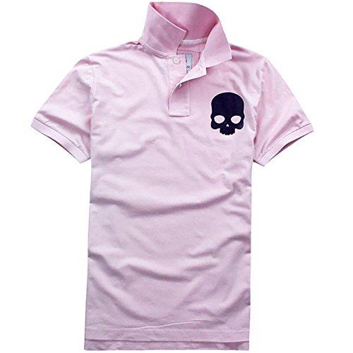 HYDROGEN ポロシャツ メンズ ゴルフ コットン 半袖 夏 6965 [並行輸入品]