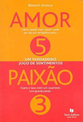 AMOR 5 PAIXÃO 3