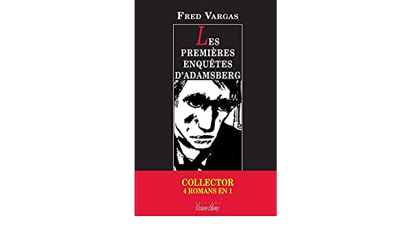 Amazon Com Pack Collector Fred Vargas Les Premieres