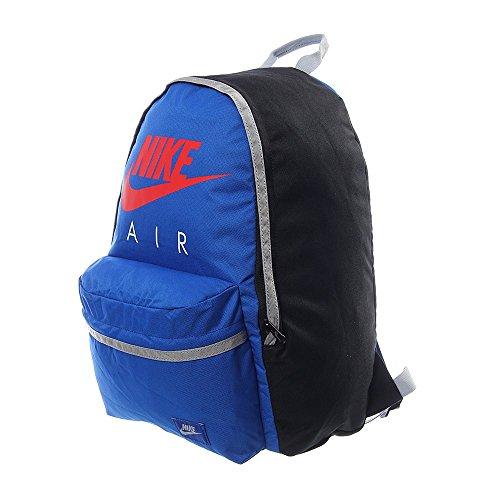 cd9222b60069 Nike Kids Halfday Back To School Backpack (Deep Royal Blue Black Crimson) -  Buy Online in UAE.