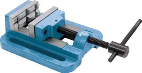 - Röhm 7201 Type 729-60 BSH Cast Metal Sturdy Craftsman Design Drill-Press Vise, 100mm Jaw Width, 215mm Length