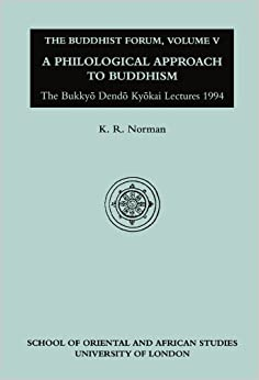 Buddhist Forum Volume V: Philological Approach To Buddhism (vol 5): A Philological Approach To Buddhism - The Bukkyo Dendo Kyokai Lectures 1994 Vol 5 Epub Descargar Gratis