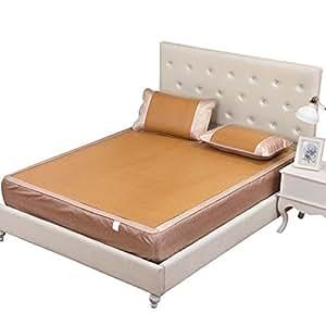 Cool colchones Tapete Grueso colchón de enfriamiento de Arriba, Estera Plegable de Verano 3 Piezas