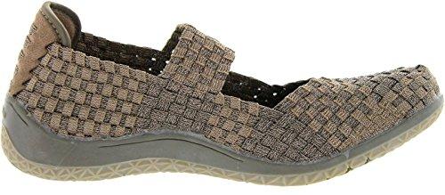Bronze Casual Static Footwear Sammi Womens Resorts Flats Metallic Shoes BZ07qZI