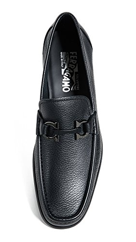 Ferragamo Loafers Black Men's Grandioso Bit Salvatore wUxd1qYS1