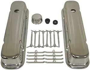 Smooth Racer Performance Pontiac Big Block 301-326-350-389-400-421-425-455 Chrome Steel Engine Dress up kit