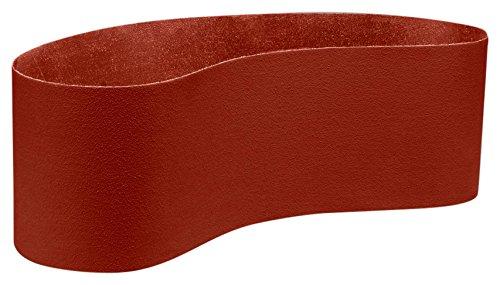 (3M Cloth Belt 202DZ, 9 in x 10-39/64 in P150 J-weight (200 Belts) (Pack of 50))