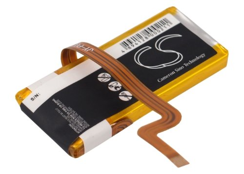 Battery Replacement for Apple iPod U2 30GB MA664 616-0227 EC008 EC008-1 EC008-2