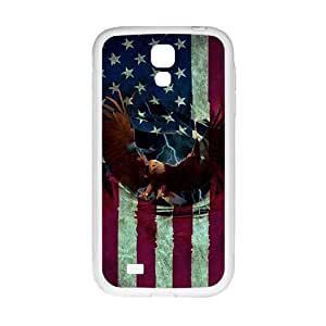 Bald Eagle Cell Phone Case for Samsung Galaxy S4