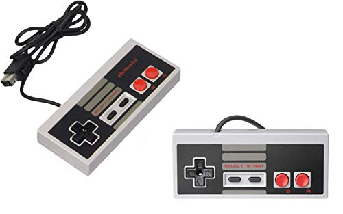 Nintendo Entertainment System: NES Classic Edition With Bonus IRONKLAD Controller by Nintendo (Image #3)