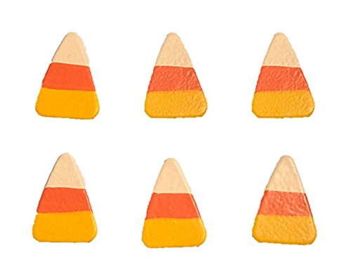 Roeda Brighten Your Life 25010O Candy Corn Magnets Set of 6]()