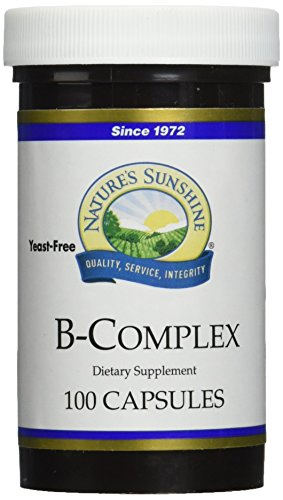 NATURES-SUNSHINE-B-Complex-Supplements-100-Count