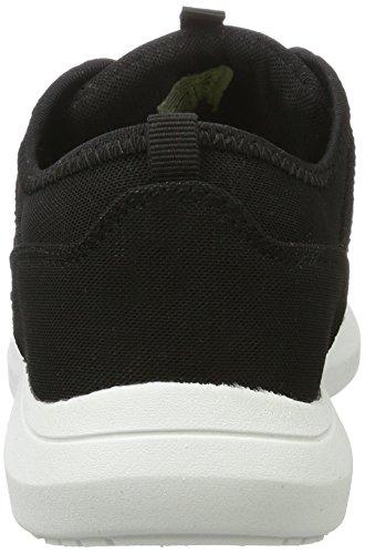 2723907 black Negro Para Supremo Mujer Zapatillas TwxqC8d8