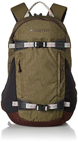 Burton Multi-Season Day Hiker 25L Hiking/Backcountry Backpack, Keef Heather
