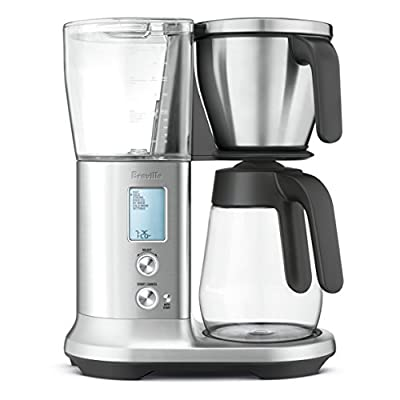 Breville BDC400 Precision Brewer Coffee Maker with Glass Carafe by Breville