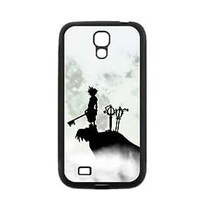 Hard Silicone Personalized Fantastic Skin Durable Rubber Material Samsung Galaxy s4 I9500 Case - Kingdom Hearts