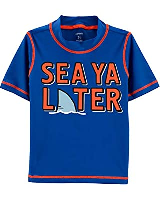 Carter's Toddler Boys' Rashguard
