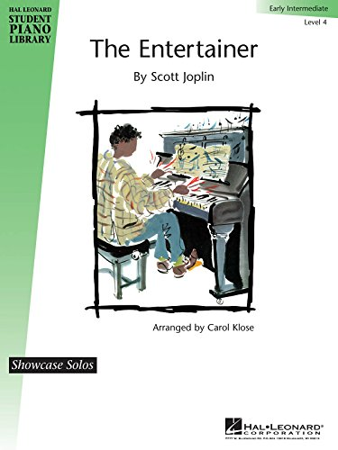The Entertainer: Early Intermediate (Level 4) Showcase Solos (Educational Piano Library)