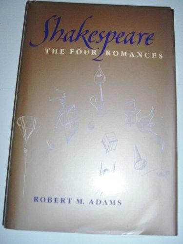 Shakespeare: The Four Romances