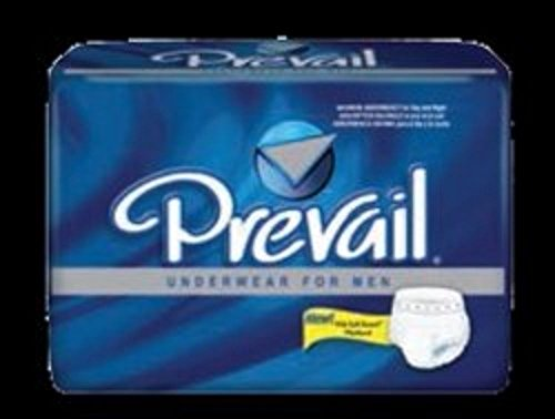 Prevail Pull (First Quality Underwear Prevail Pull On Large / X-Large Disposable Heavy Absorbency (#PUM-513/1, Sold Per Case))