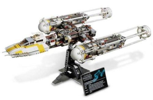 LEGO Star Wars Set #10134 YWing Attack Starfighter (Lego Star Wars Collector Series)