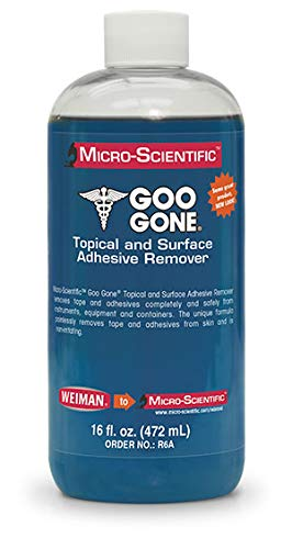 Micro-Scientific Goo Gone Topical and Surface Adhesive Remover, 16 oz R6A