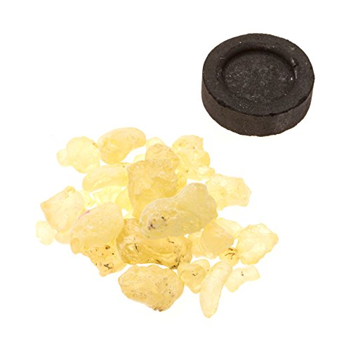 Alternative Imagination Copal Resin Refill Pack with Charcoal Tablets