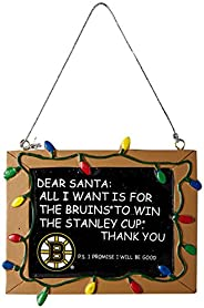 NHL Unisex Resin Chalkboard Sign Ornament