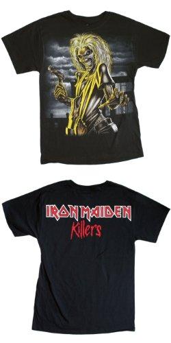 Iron Maiden - Jumbo Killers Eddie T-Shirt Size L
