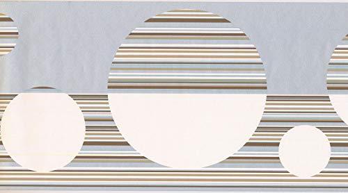 Circles Wallpaper Border CU78223