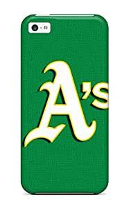 Hot oakland athletics MLB Sports & Colleges best iPhone 5c cases 6100450K244318837