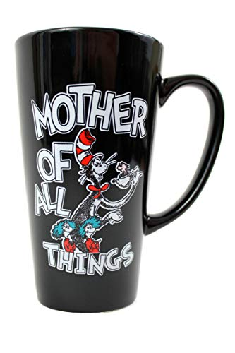 Universal Studios Orlando Dr Suess Mother Of All Things Coffee Mug Cat in The Hat