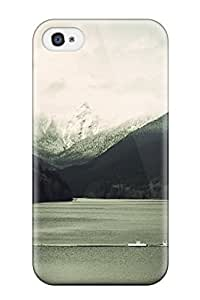 Awesome Design Water Earth Hard Case Cover For Iphone 4/4s