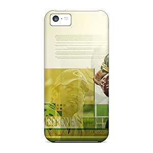 Hot Fashion OxlyJHf5527LjvTD Design Case Cover For Iphone 5c Protective Case (green Bay Packers)