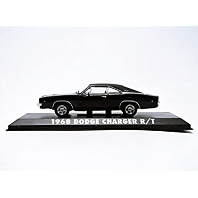 GreenLight Collectibles Hollywood Series 3 - Bullitt - 1968 Dodge Charger R/T Die Cast Vehicle (1:43 Scale): Toys & Games