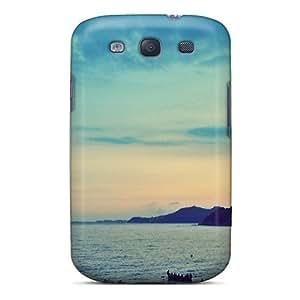 Cute Appearance Cover/tpu UcnZjOh842aUngd Lloret De Mar Case For Galaxy S3