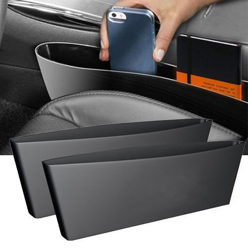 lscommerce® 2 x Pockets from Compartment Side Storage Container Organizer for Car Seats: