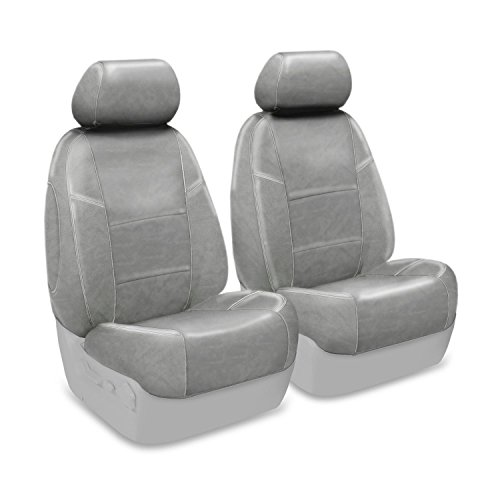 CoverKing Custom Fit Center 50/50 Bucket Seat Cover for S...