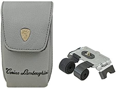 Fotos Juego Bolsa Lamborghini Piel para cámara con trípode para ...