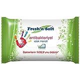Fresh'n Soft Antibakteriyel Islak Mendil, 60 Yaprak