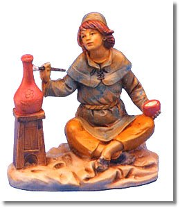 Fontanini Andrew The Potter 75504