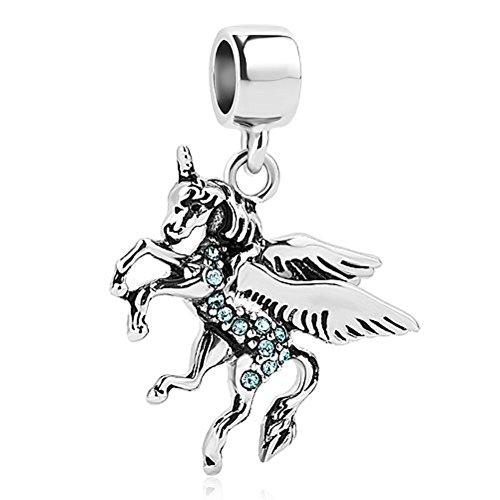 Unicorn Horse Charm - 5