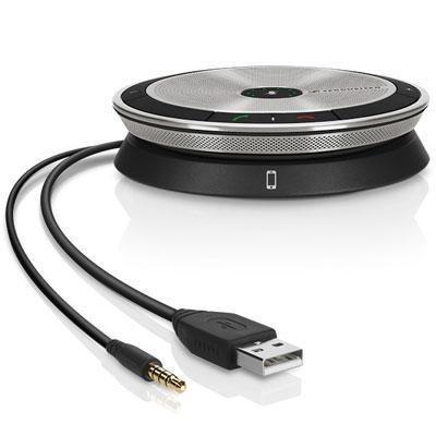1 - Speakerphone USB 3.5mm Lync