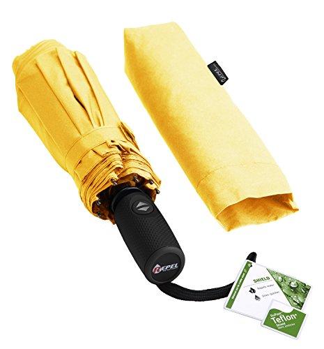Repel Windproof Travel Umbrella Coating