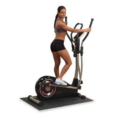 Best Fitness Crosstrainer Elliptical Machine (BFCT1)
