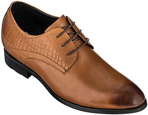 CALTO Height Increasing Elevator Shoes